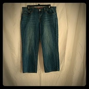 Lucky Capri Jeans
